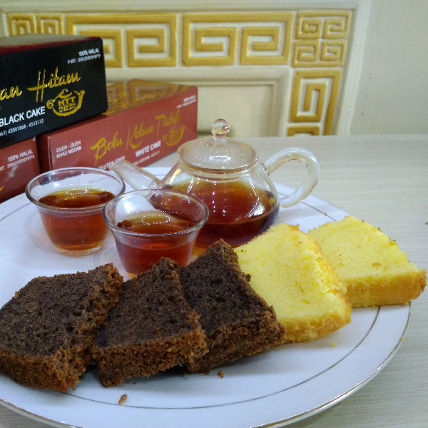 Bolu Mr Tea (glutinous Cake) Gluten Free2