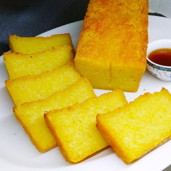 Bingka Mr Tea- Cassava Cake (bebas gluten)