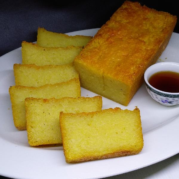 Bingka Mr Tea- Cassava Cake (gluten Free)2