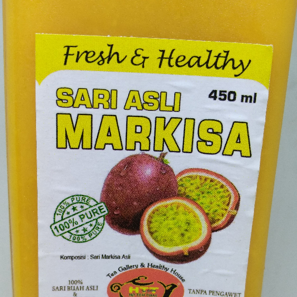 Marquisa 100% Asli Mr Tea1