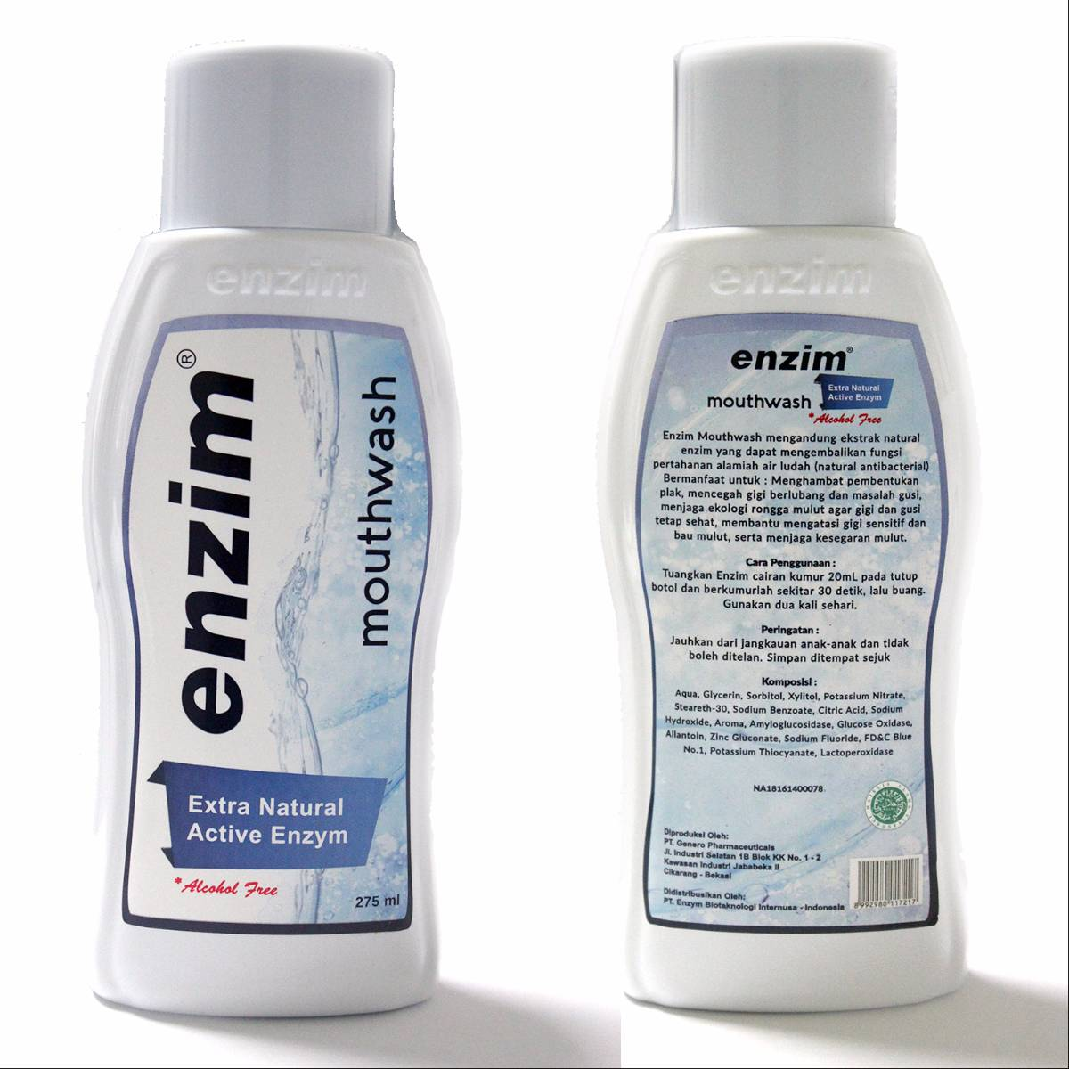 Enzim Mouthwash [275ml]2