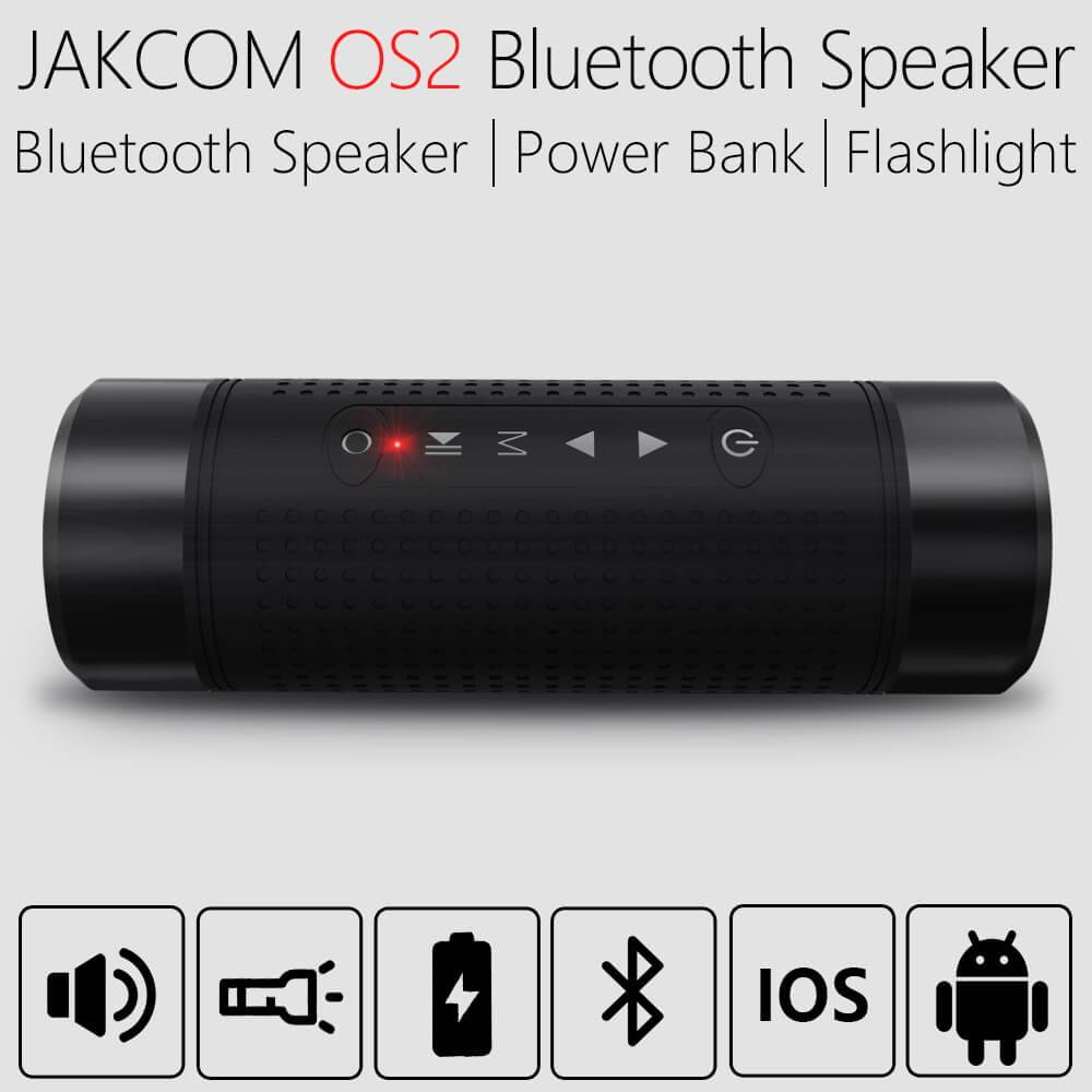 Jakcom Os2 Bluetooth Speaker Outdoor 5200 Mah Power Bank Portable Led Bicycle Flashlight