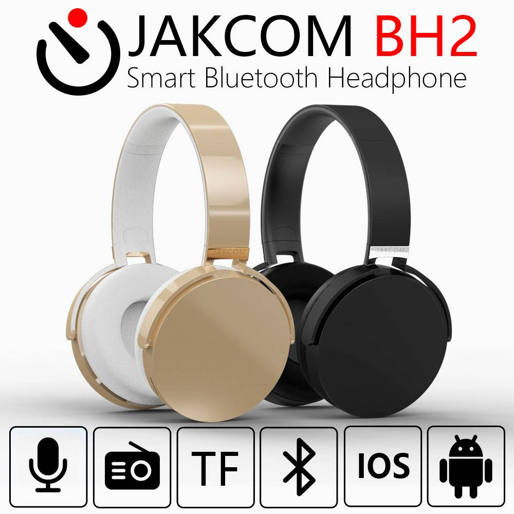 Jakcom Bh2 Smart Bluetooth Headset Wireless Stereo Headphones Earphones With Mic