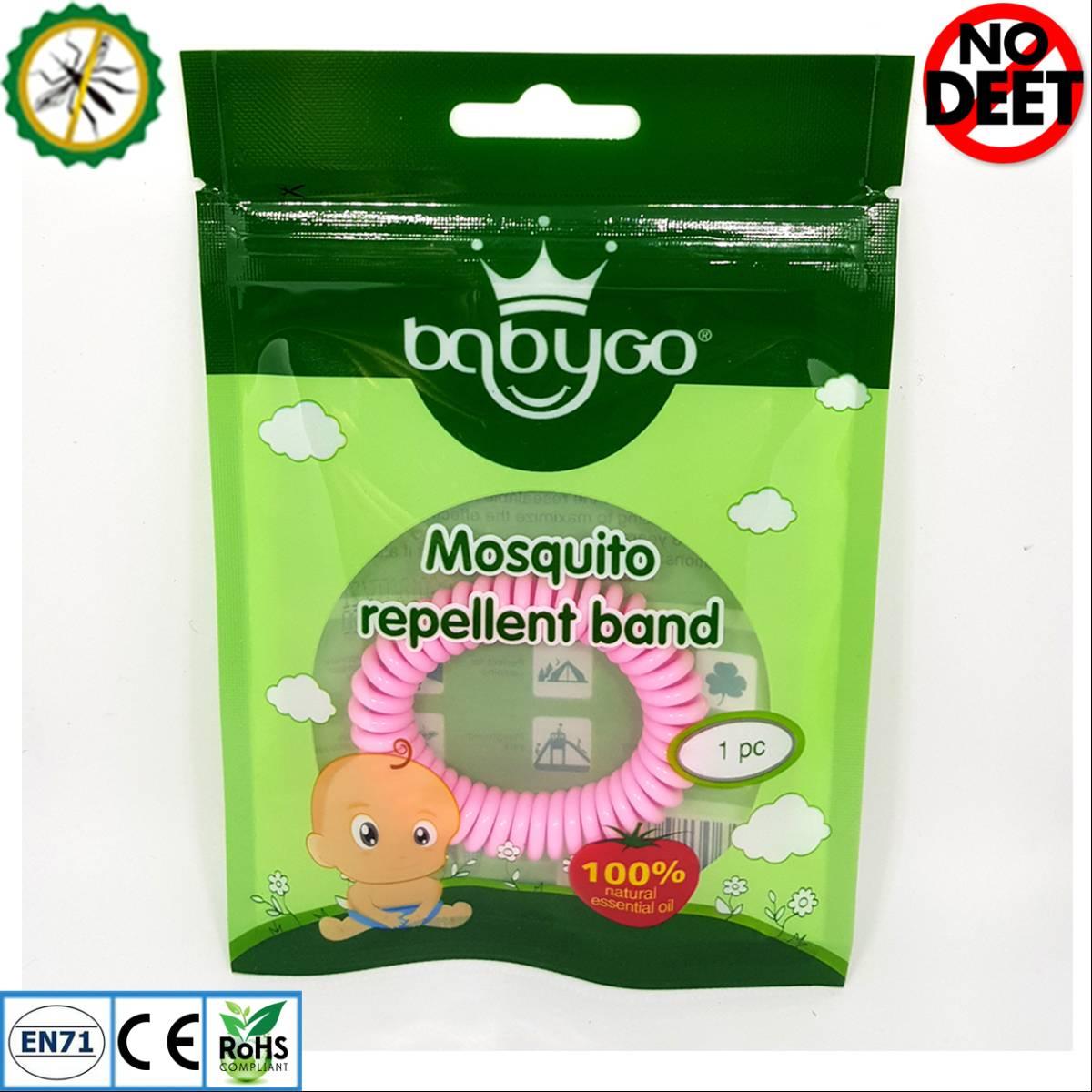Babygo Spiral Band Mosquito Repellent (gelang Anti Nyamuk Spiral)4