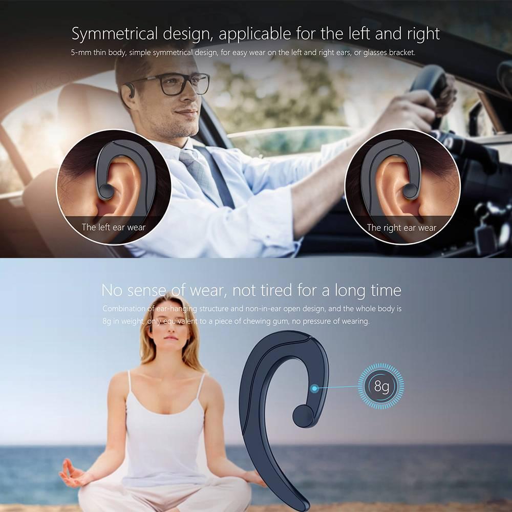 Jakcom Et Non-in-ear Concept Earphone Bluetooth Wireless Headset Bone Conduction Technology1