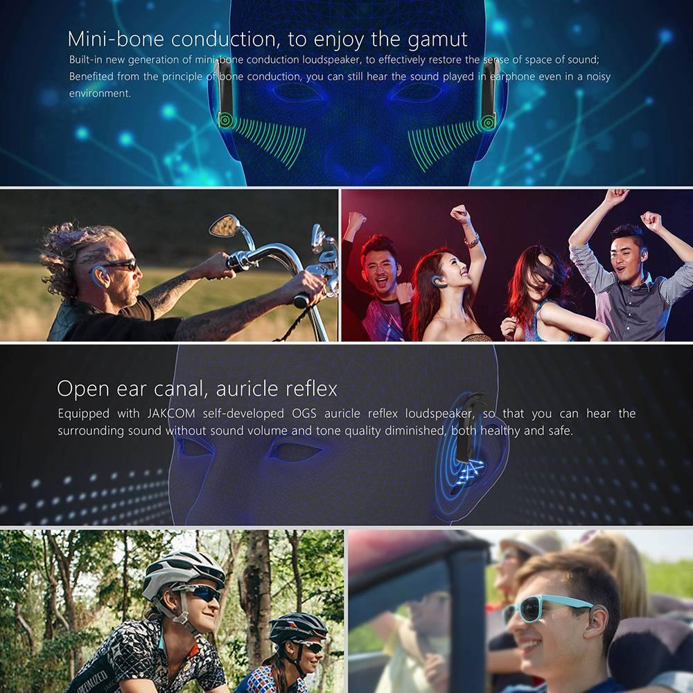 Jakcom Et Non-in-ear Concept Earphone Bluetooth Wireless Headset Bone Conduction Technology2