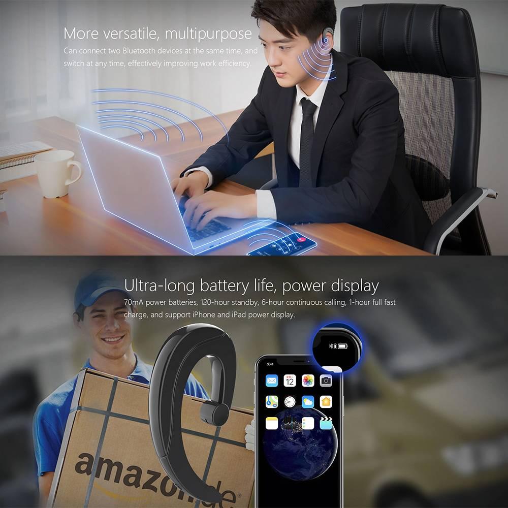 Jakcom Et Non-in-ear Concept Earphone Bluetooth Wireless Headset Bone Conduction Technology3