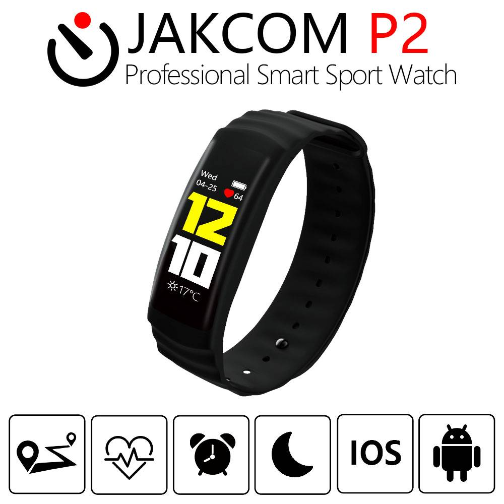 Jakcom P2 Professional Smart Sport Watch Health Smartwatch Jam Pintar Kesehatan Olahraga Fitness