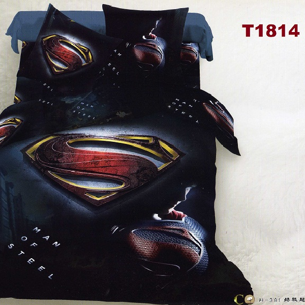 Sprei Katun Jepang Import Ready Stock Superman