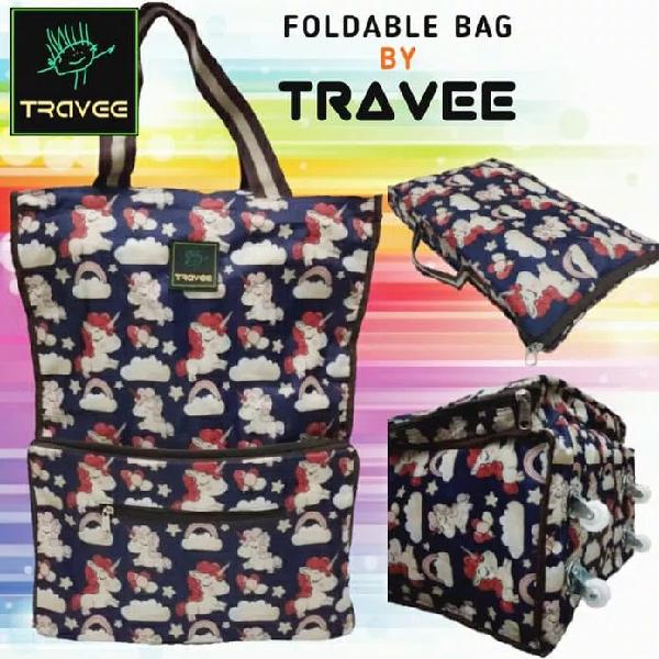 Travee-tas Traveling-tas Trolley-koper-tas Serbagun