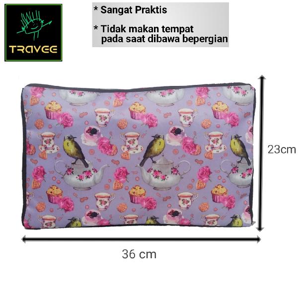 Travee-tas Traveling-tas Trolley-koper-tas Serbaguna Shabby2