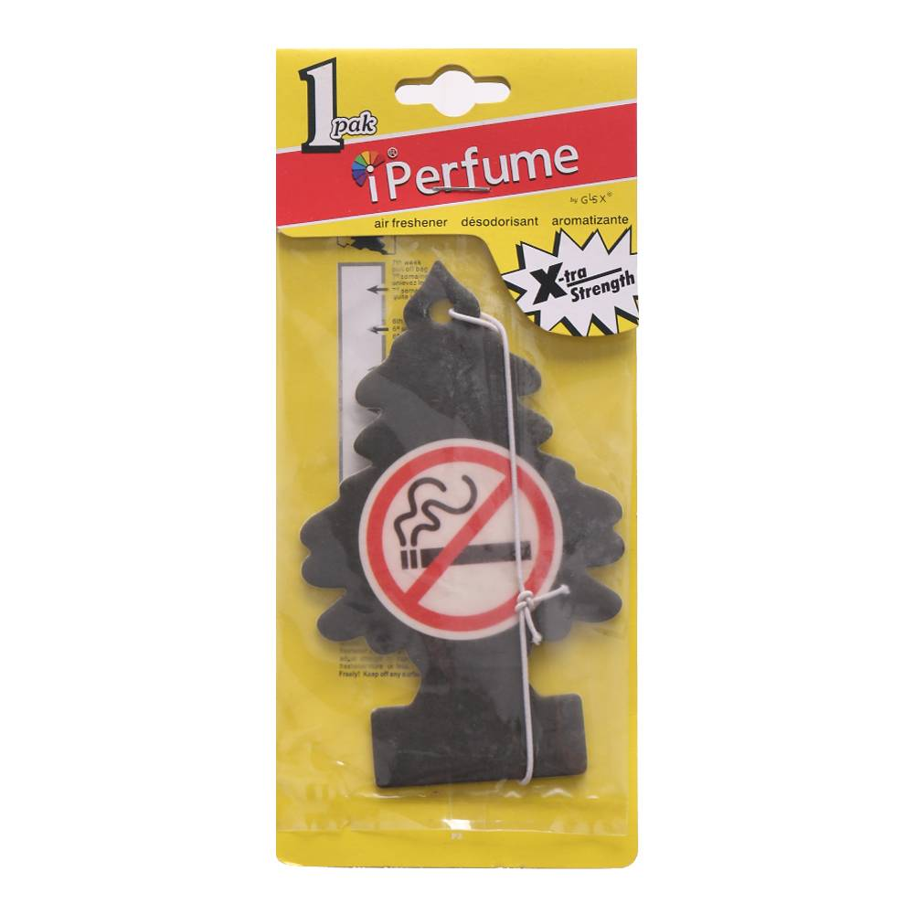 Iperfume Glxs Hanging Paper Car Perfume / Parfum Pewangi Mobil Kertas - Anti Smoking