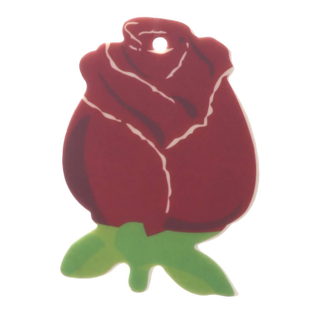Iperfume Glxs Hanging Paper Car Perfume / Parfum Pewangi Mobil Kertas - Rose1