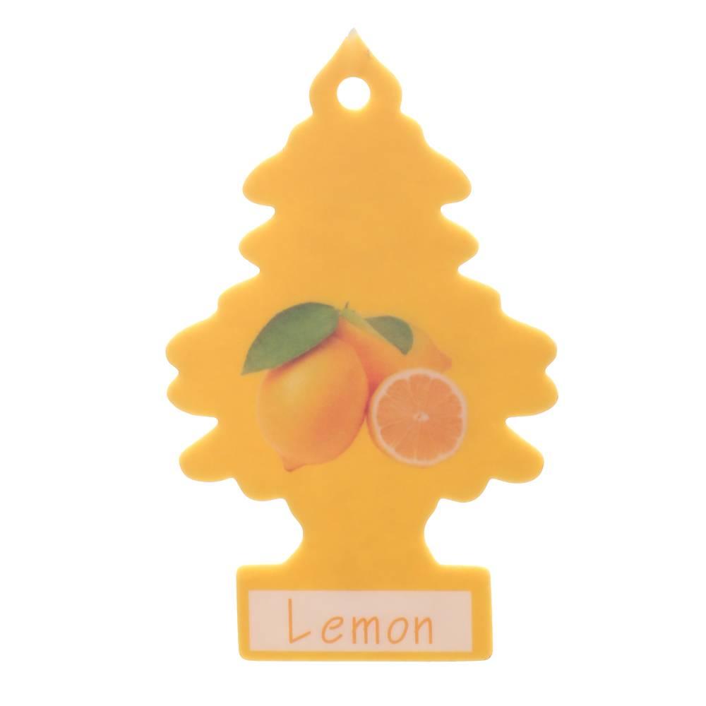 Iperfume Glxs Hanging Paper Car Perfume / Parfum Pewangi Mobil Kertas - Lemon1