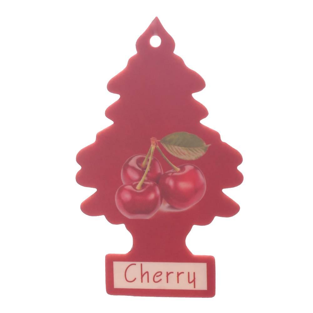 Iperfume Glxs Hanging Paper Car Perfume / Parfum Pewangi Mobil Kertas - Cherry1