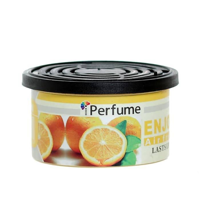 Iperfume Nikmati Penyegar Udara / Parfum Pewangi Mobil Kaleng - Lemon