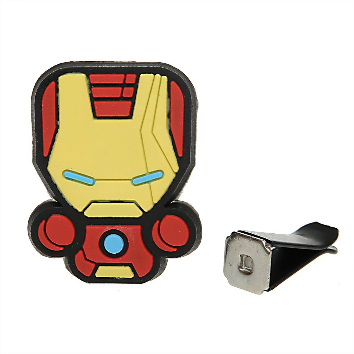 Sale - Car Perfume Vent Clip / Parfum Pewangi Mobil Superhero - Iron Man3