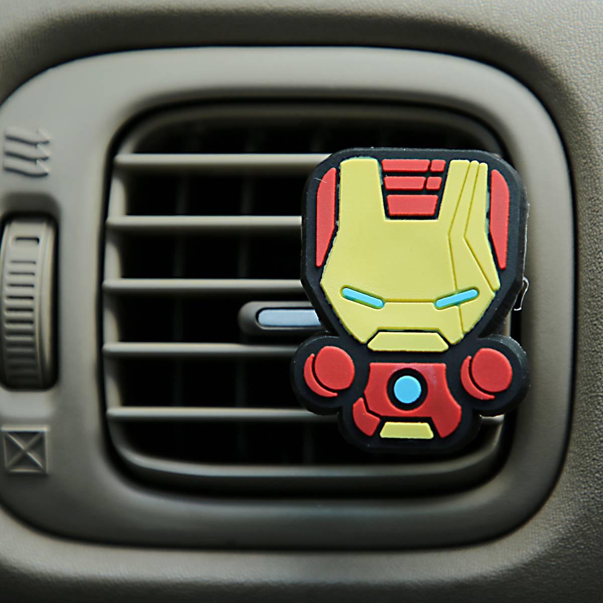 Sale - Car Perfume Vent Clip / Parfum Pewangi Mobil Superhero - Iron Man4