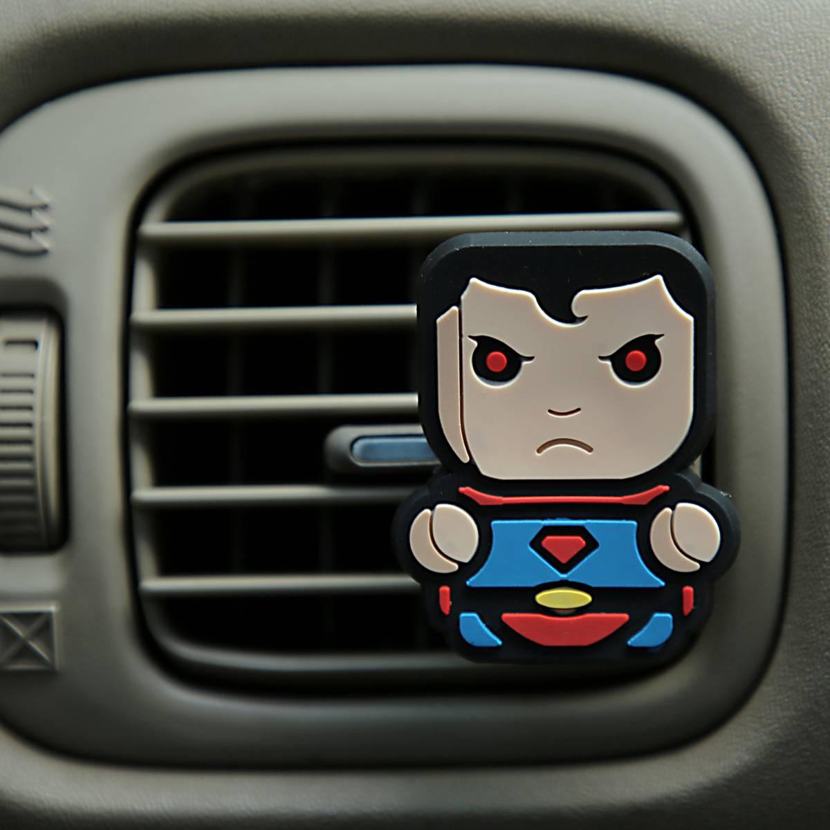 Sale - Car Perfume Vent Clip / Parfum Pewangi Mobil Superhero - Superman4
