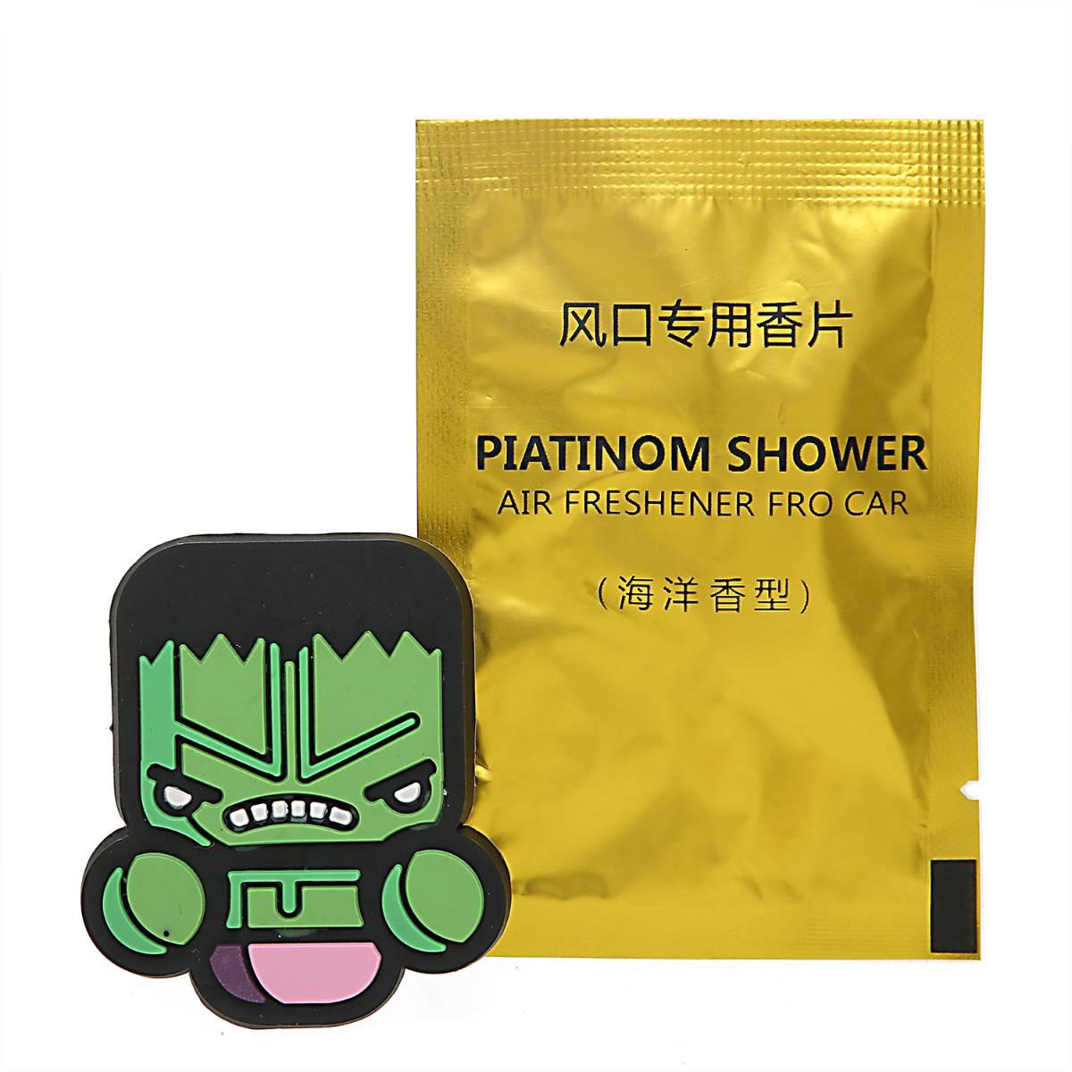 Sale - Car Perfume Vent Clip / Parfum Pewangi Mobil Superhero - Hulk2