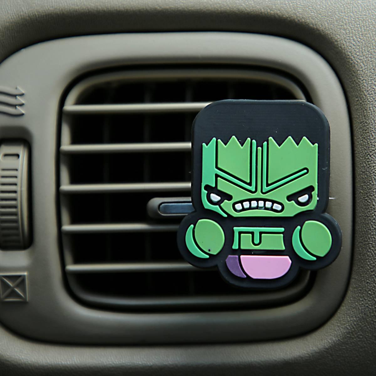 Sale - Car Perfume Vent Clip / Parfum Pewangi Mobil Superhero - Hulk4