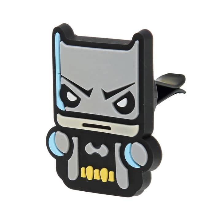 Sale - Car Perfume Vent Clip / Parfum Pewangi Mobil Superhero - Batman1