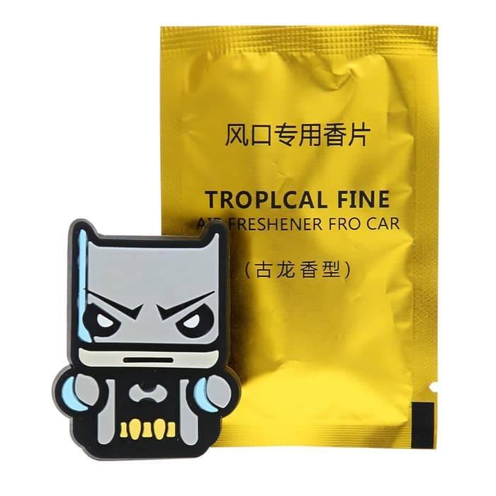 Sale - Car Perfume Vent Clip / Parfum Pewangi Mobil Superhero - Batman2