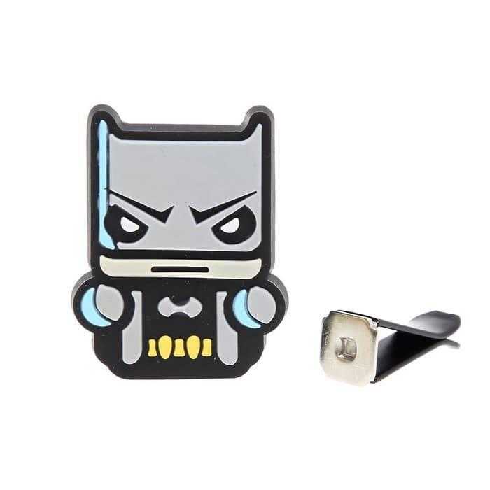 Sale - Car Perfume Vent Clip / Parfum Pewangi Mobil Superhero - Batman3