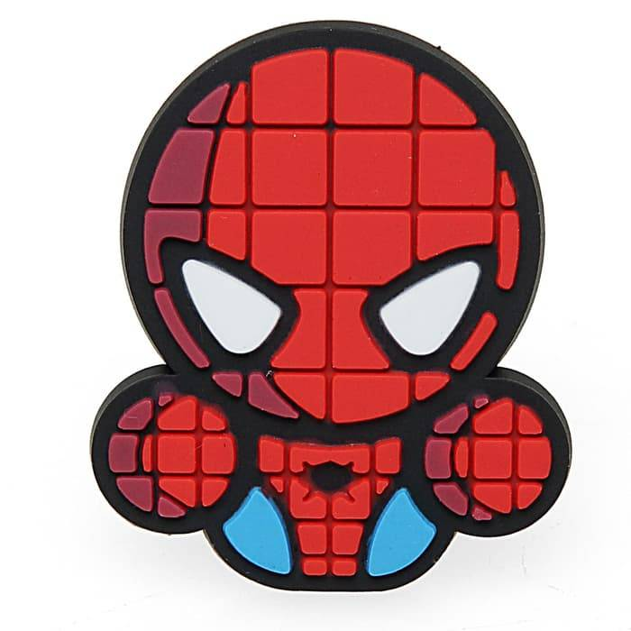Sale - Car Perfume Vent Clip / Parfum Pewangi Mobil Superhero - Spiderman