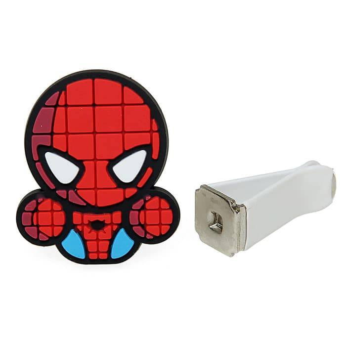 Sale - Car Perfume Vent Clip / Parfum Pewangi Mobil Superhero - Spiderman1