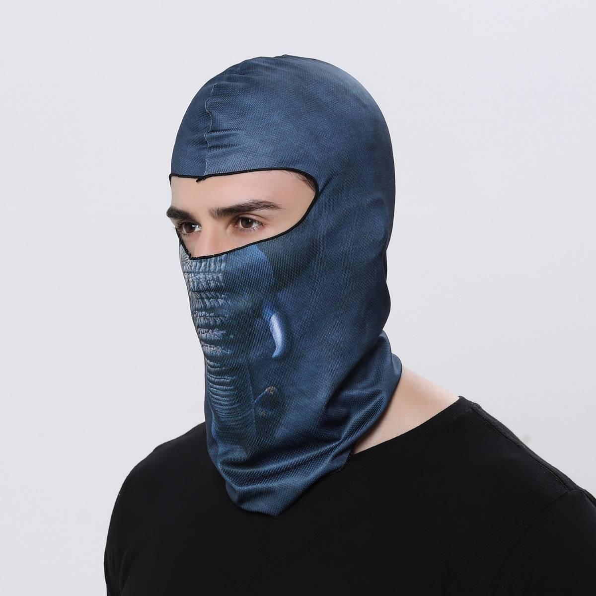 Masker Motor / Sepeda / Olah Raga Balaclava Motif 03