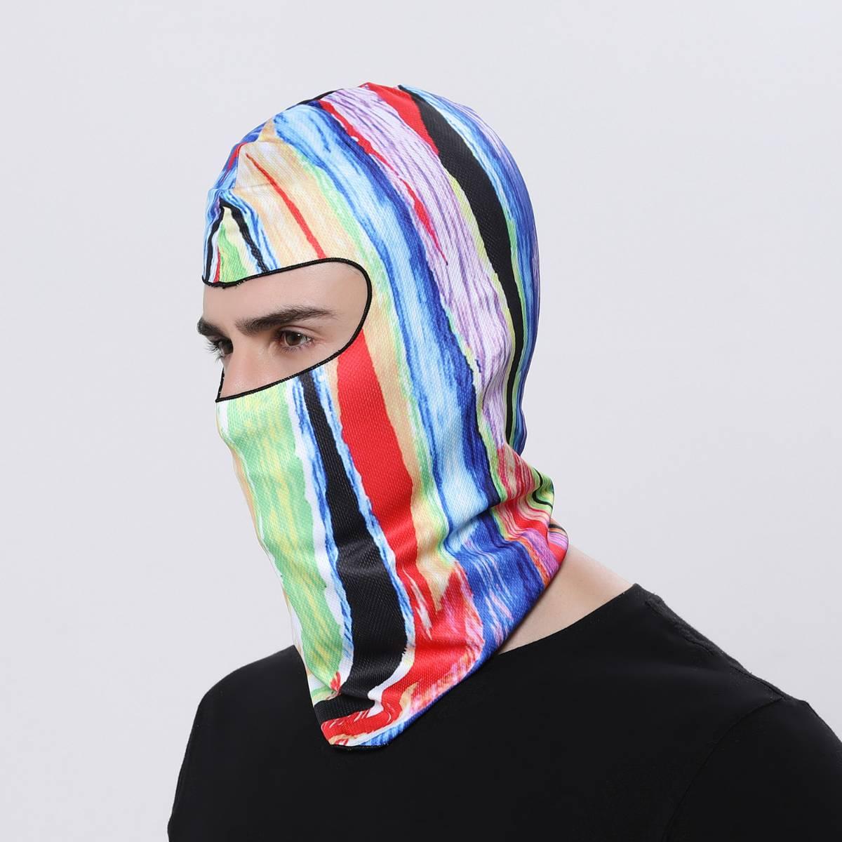Masker Motor / Sepeda / Olah Raga Balaclava Motif 050