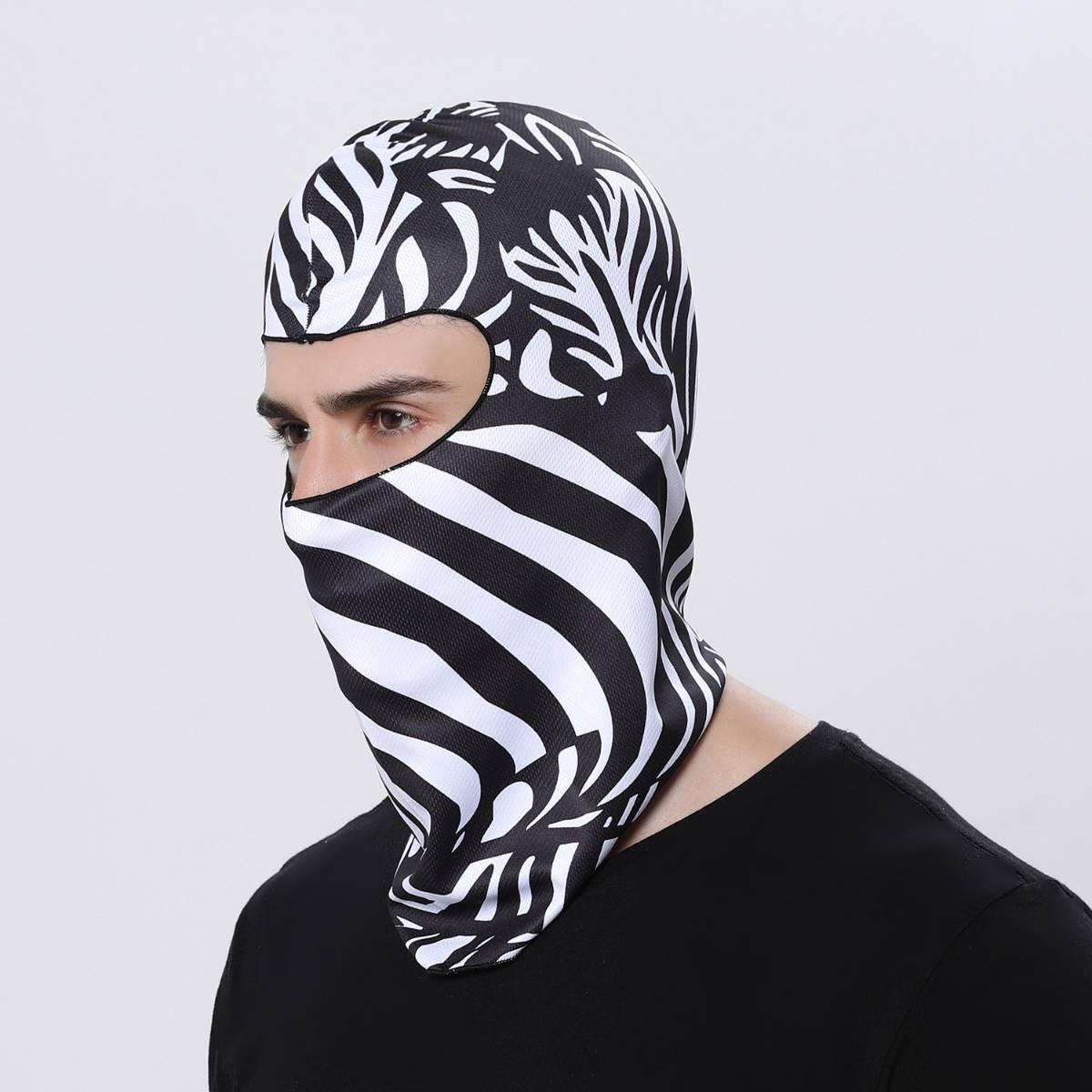 Masker Motor / Sepeda / Olah Raga Balaclava Motif 06