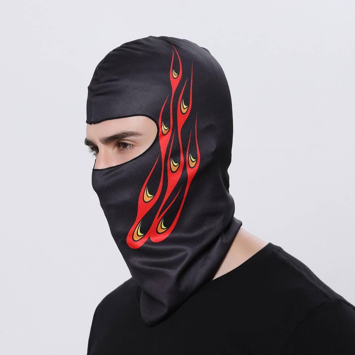 Masker Motor / Sepeda / Olah Raga Balaclava Motif 070