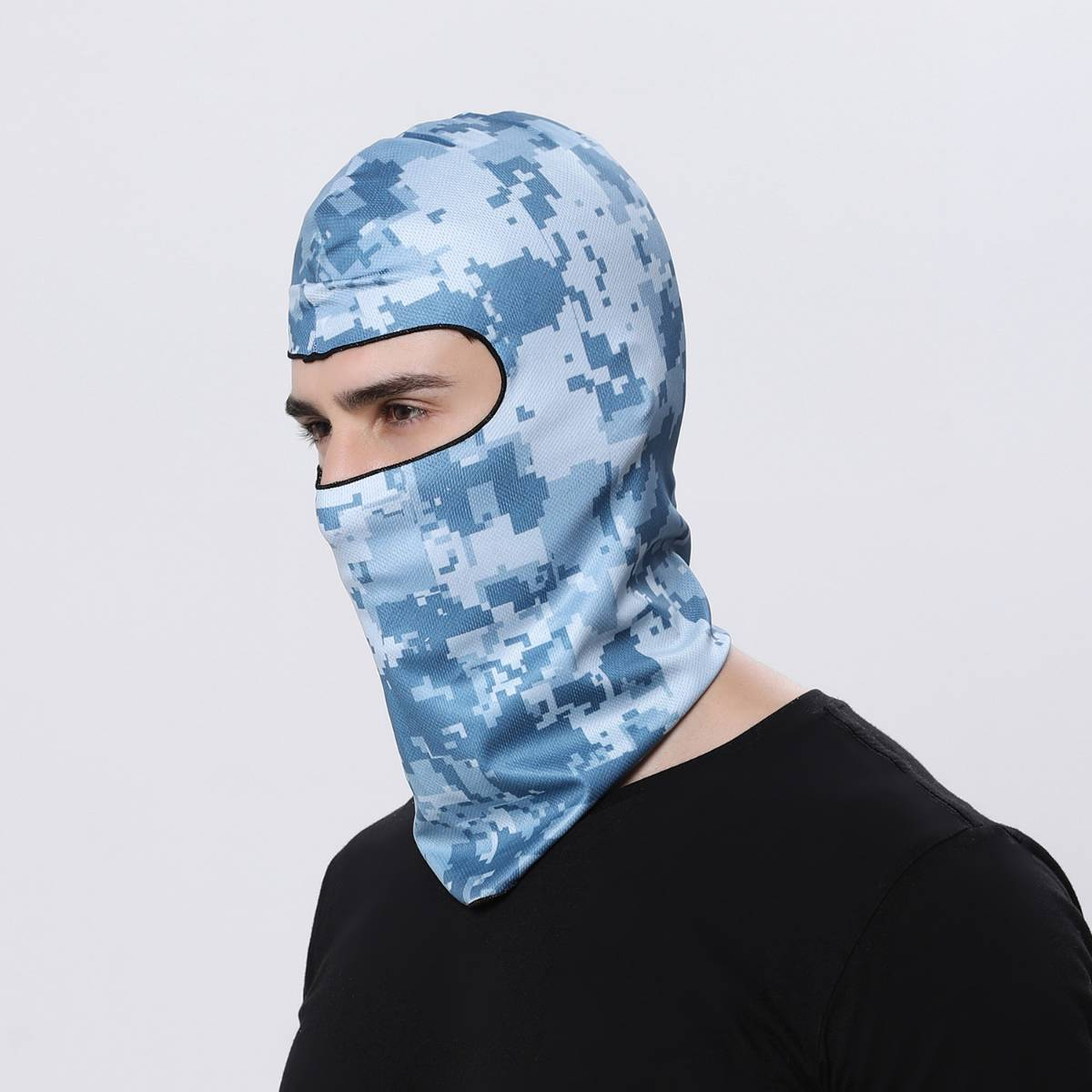 Masker Motor / Sepeda / Olah Raga Balaclava Motif 08