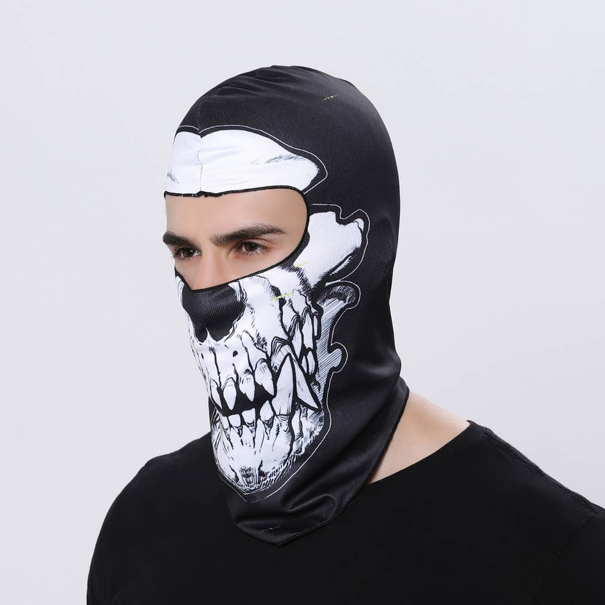 Masker Motor / Sepeda / Olah Raga Balaclava Motif 09