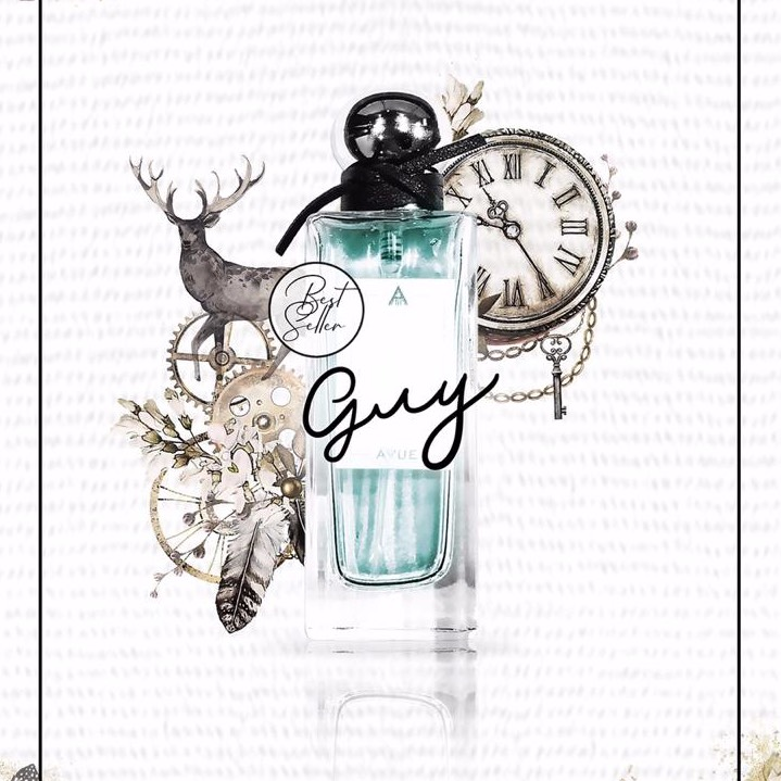 Guy Eau De Parfum Intense 30 Ml - For Men0