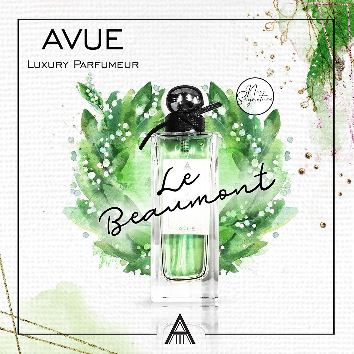 Le Beaumont Eau De Parfum 30 Ml - For Women *new Arrival*0