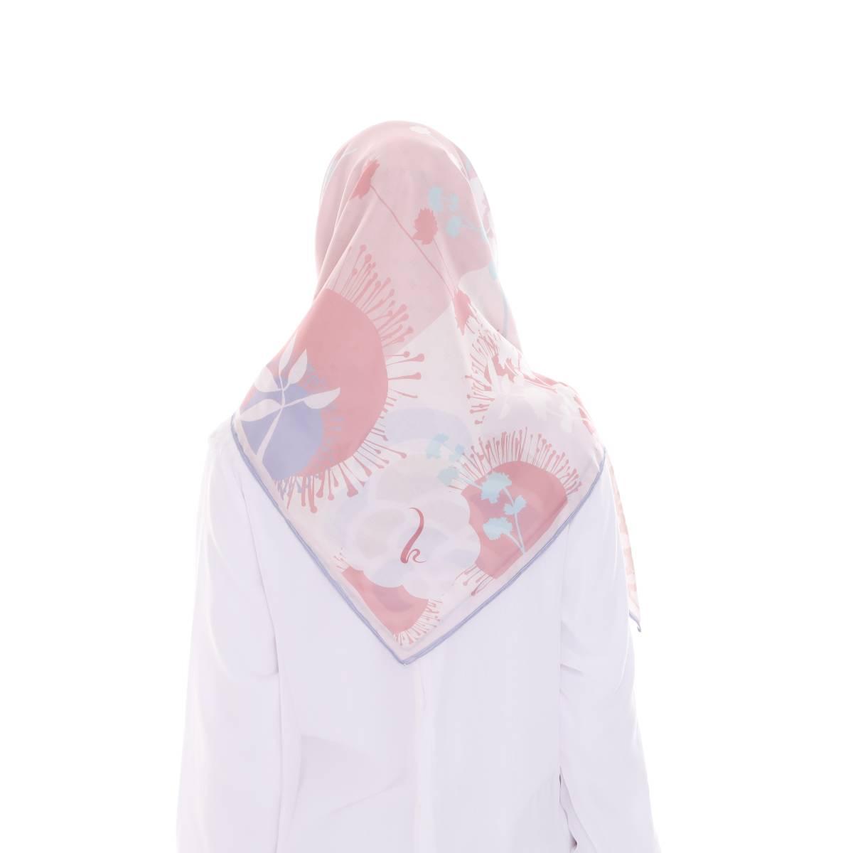 Hijab Print Voal Ultrafine Original (segi 4) Calling Nate Design3
