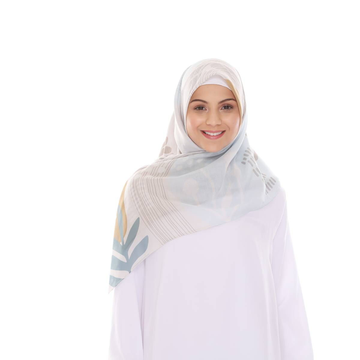 Hijab Print Voal Ultrafine Original (segi 4) Fall Livi Design1