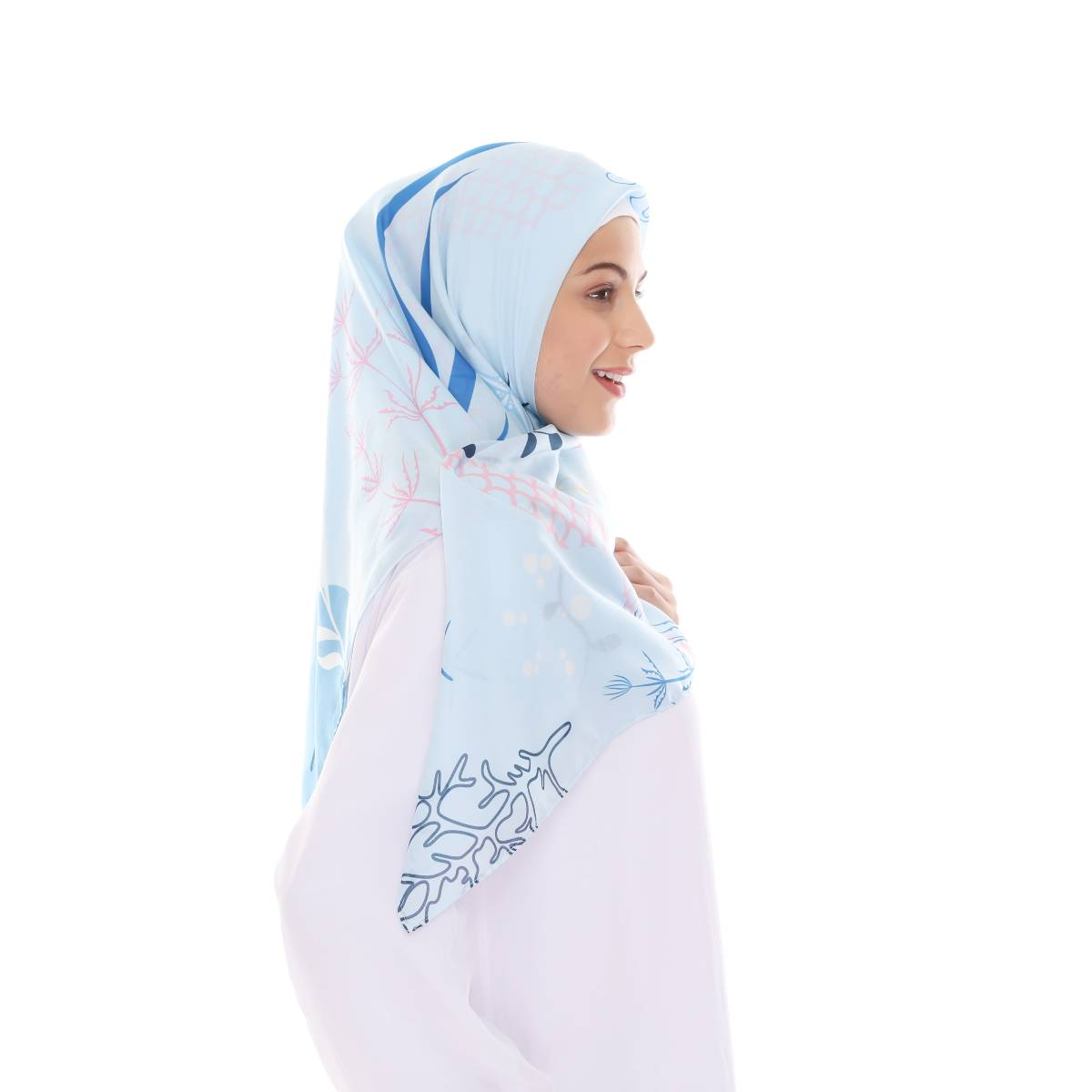 Hijab Print Voal Ultrafine Original (segi 4) Serenia Design2