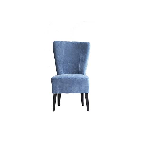 SINGLE ARM CHAIR KANSAI BLUE1