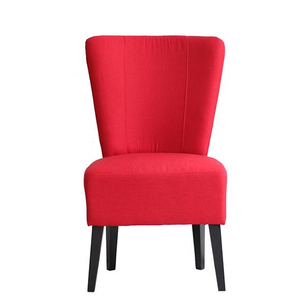 SINGLE ARM CHAIR KANSAI RED