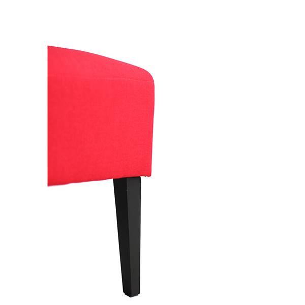 SINGLE ARM CHAIR KANSAI RED2
