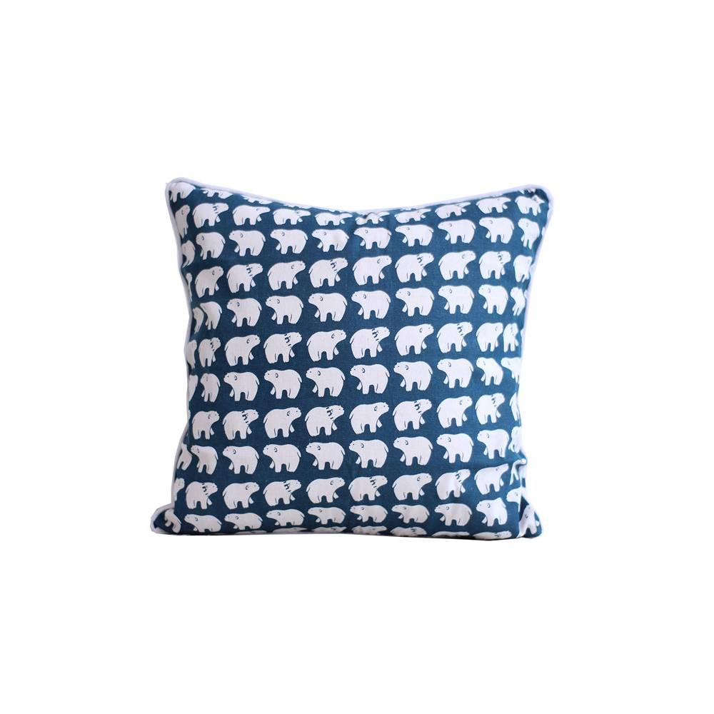 SARUNG BANTAL POLAR - BLUE