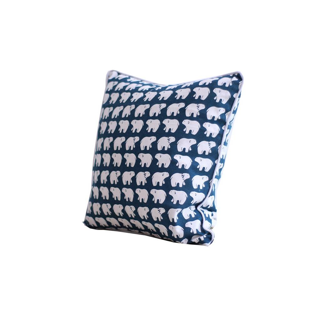 SARUNG BANTAL POLAR - BLUE1