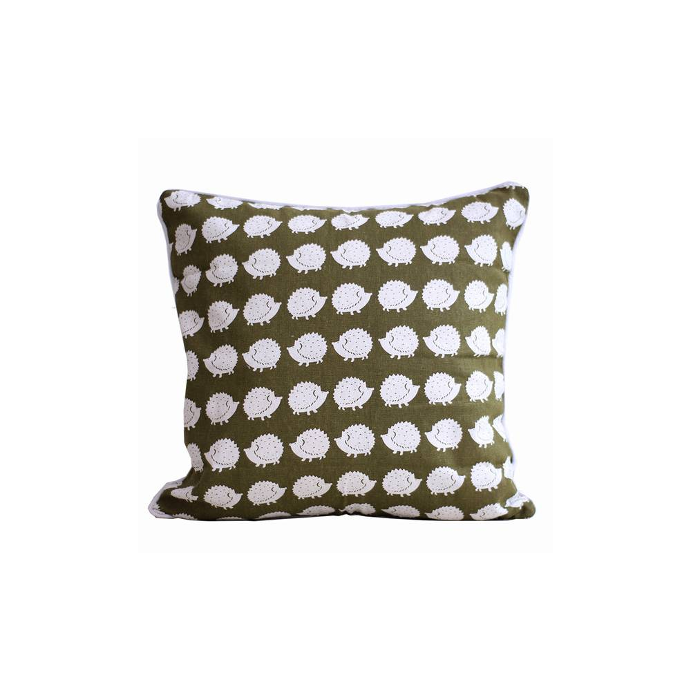 SARUNG BANTAL HEDGEHOG - GREEN