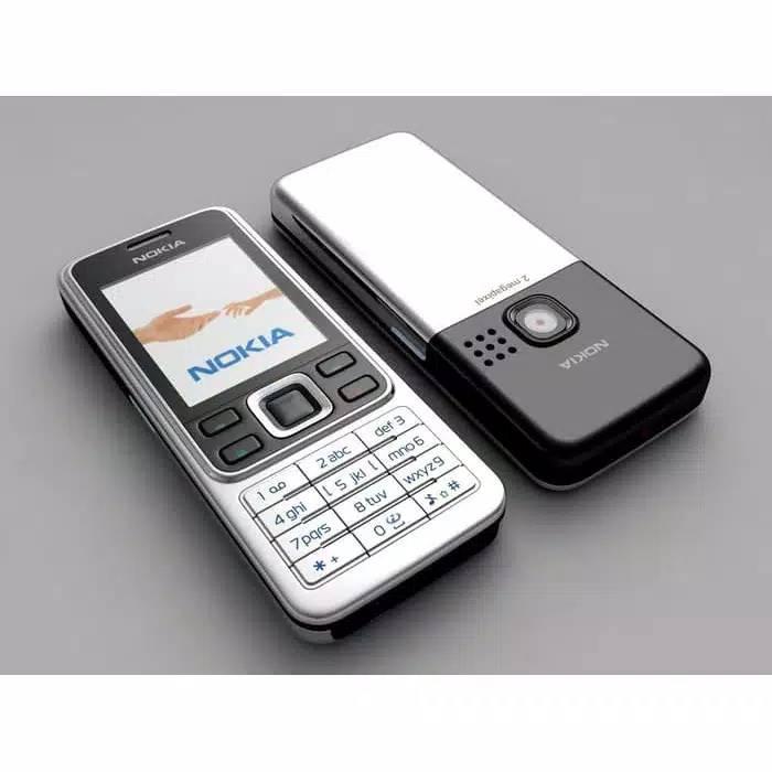 Nokia Jadul 6300 Mesin Original 100% Rekondisi1
