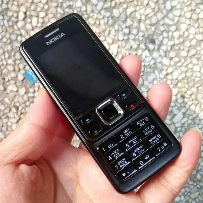 Nokia Jadul 6300 Mesin Original 100% Rekondisi2