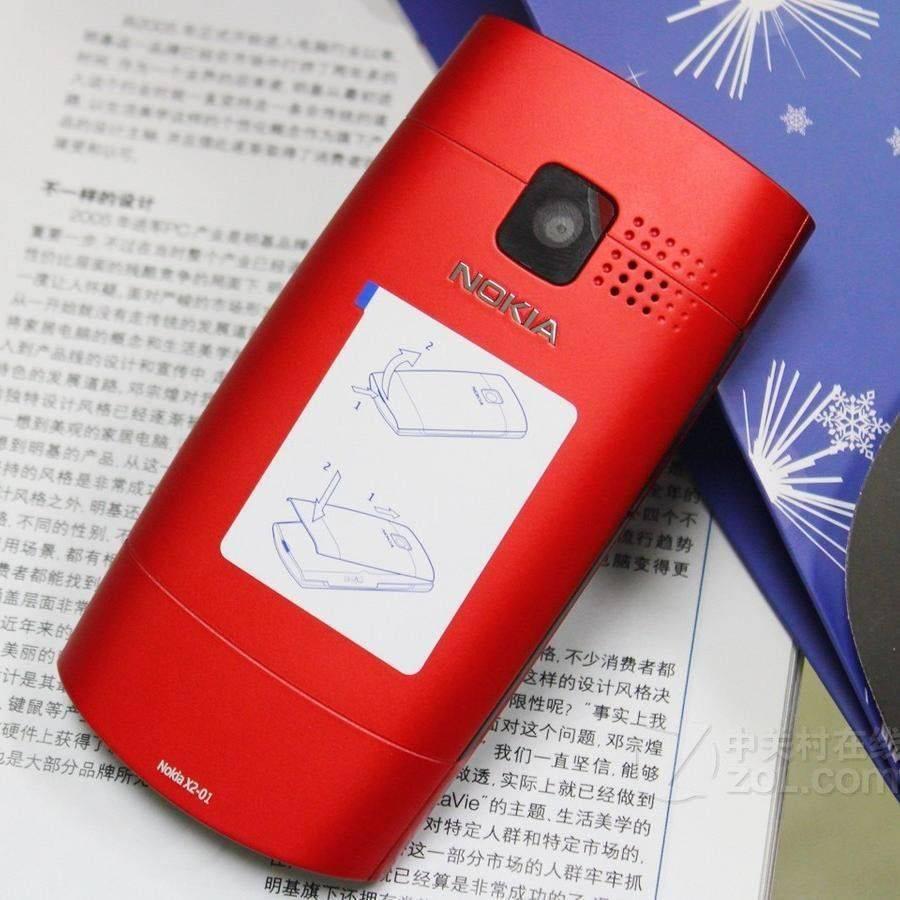 Nokia Jadul X2-01 Mesin Original 100% Original2